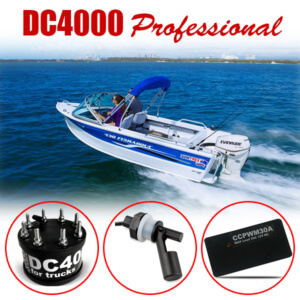 HHO DC4000_Pro_Boat_Boot
